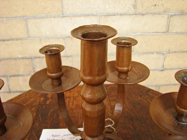 Arts & Crafts  Candelabrum     FF113