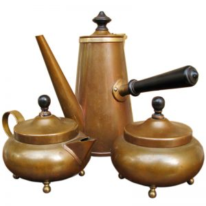 Joseph Heinrichs  Tea Set  |  FF222