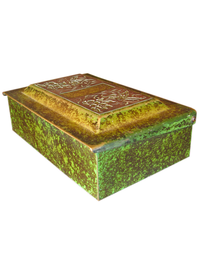 Heintz  Lidded Box  |  FF456