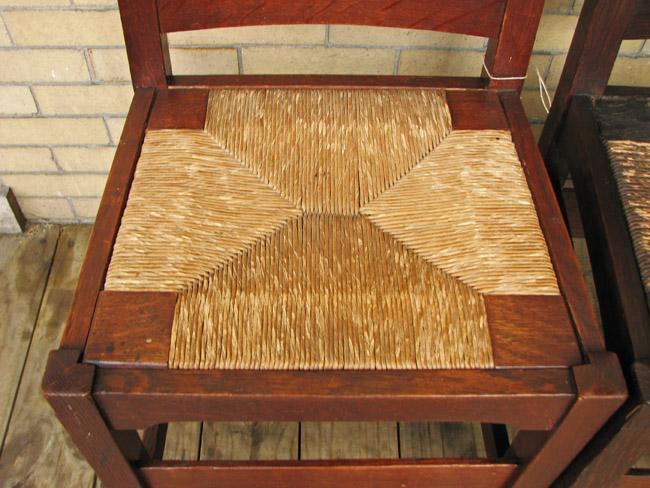 Gustav Stickley  Side Chairs  |  FF551