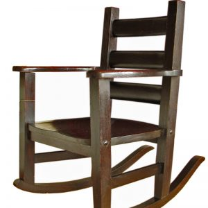 Arts & Crafts  Large Rocker  |  FF633
