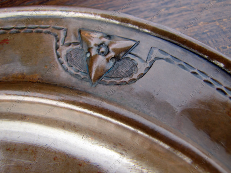 Roycroft Copper Plate  | w2318