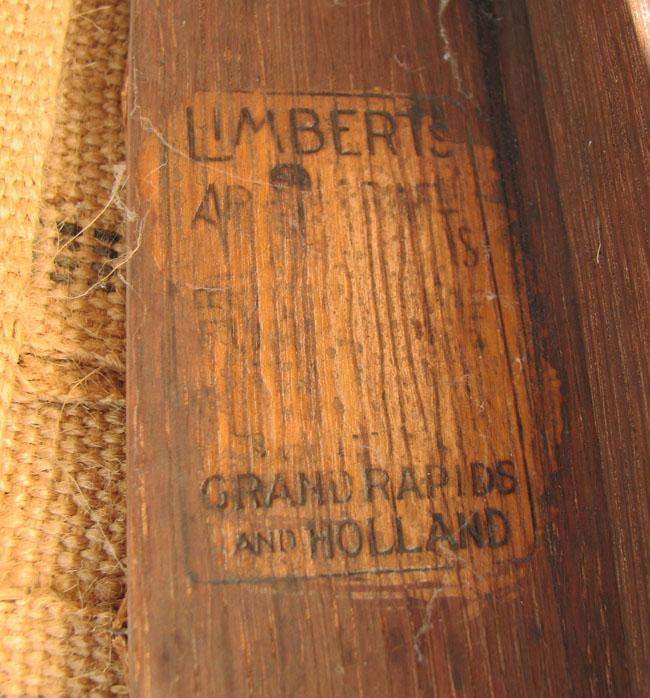 Limbert Rocker F1086