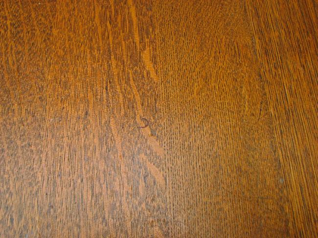 L&JG Stickley Square Table F115_1
