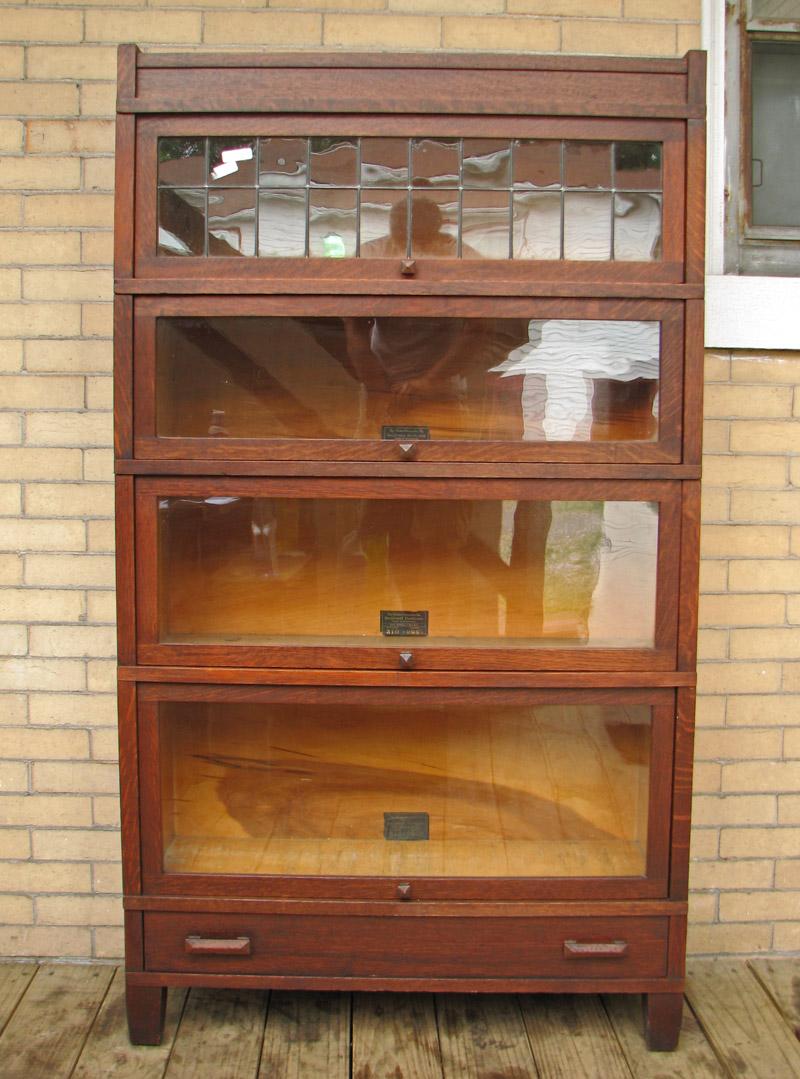 Globe Wernicke Barrister Bookcase Ff156 Joenevo
