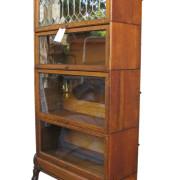 Lundstrom Barrister Bookcase Ff414 Joenevo