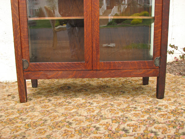 Charmant Home » Shop » Antique Furniture » Bookcases » Stickley Brothers China  Cabinet FF7