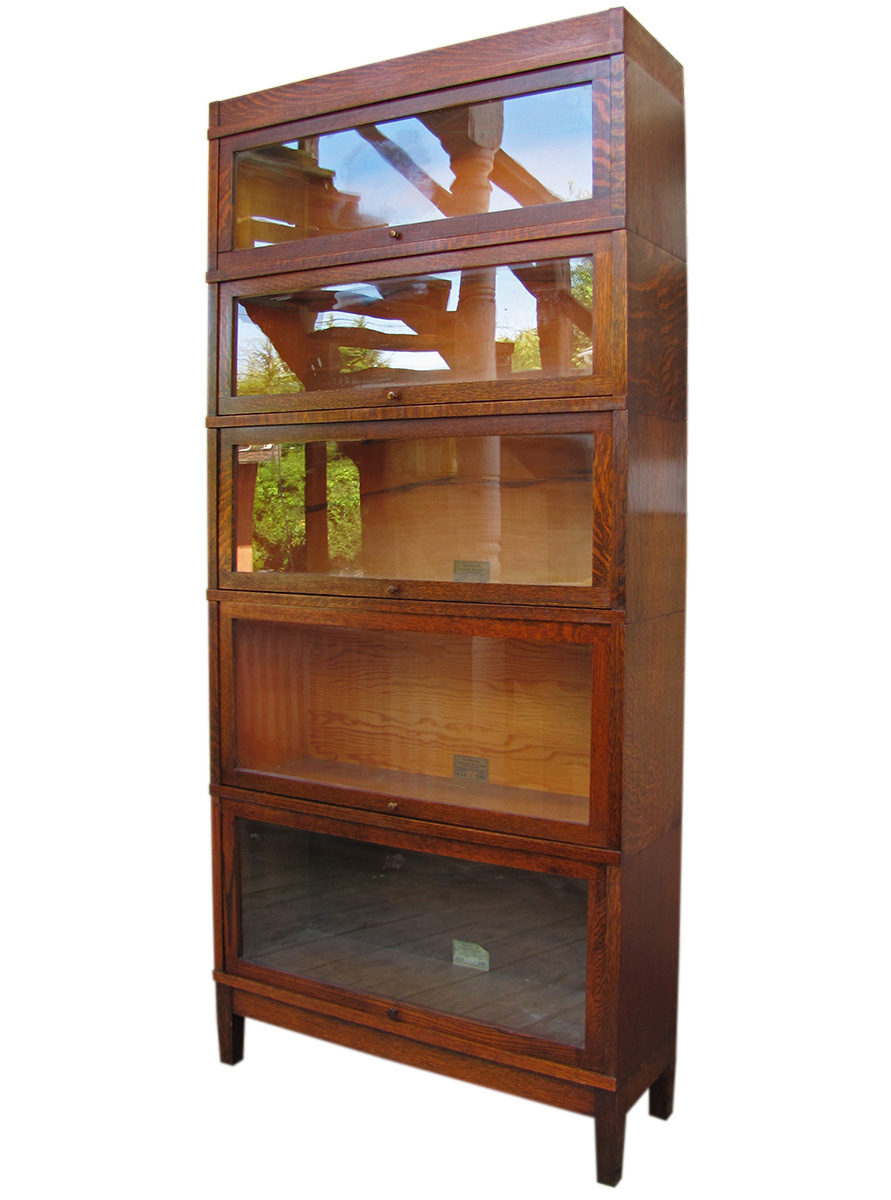 Globe Wernicke Barrister Bookcase W1846 Joenevo