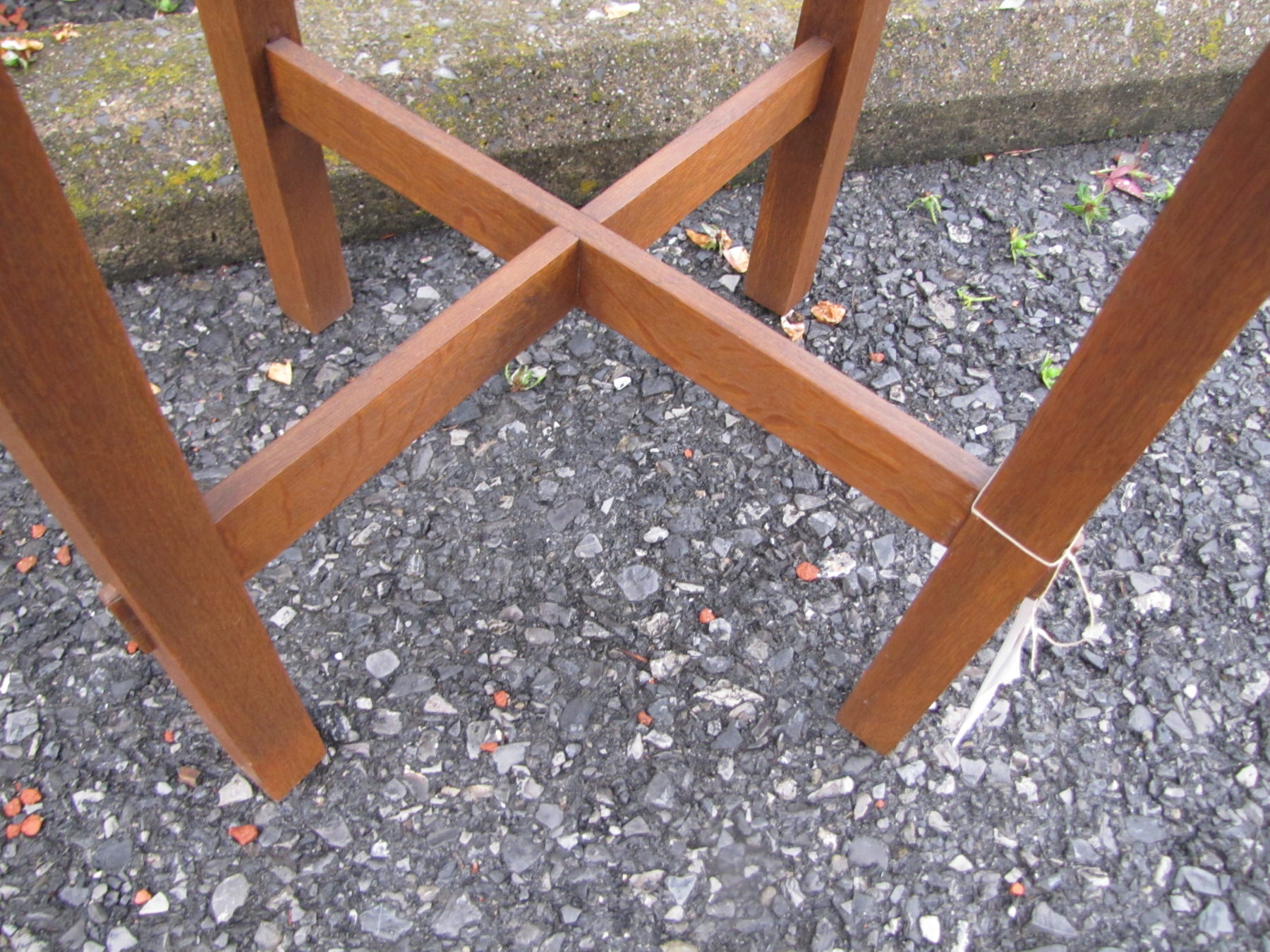 Home » Shop » Antique Furniture » Tables » Antique Stickley Brothers Table  W2271