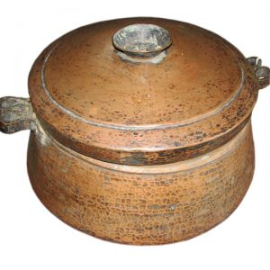 Arts & Crafts Copper Kettle F7092_1