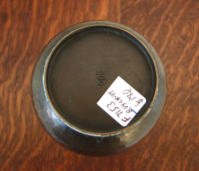 Roycroft Small Vase F7153