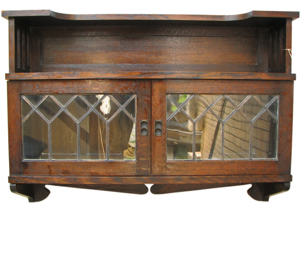 Arts & Crafts  Hanging Cabinet  F74
