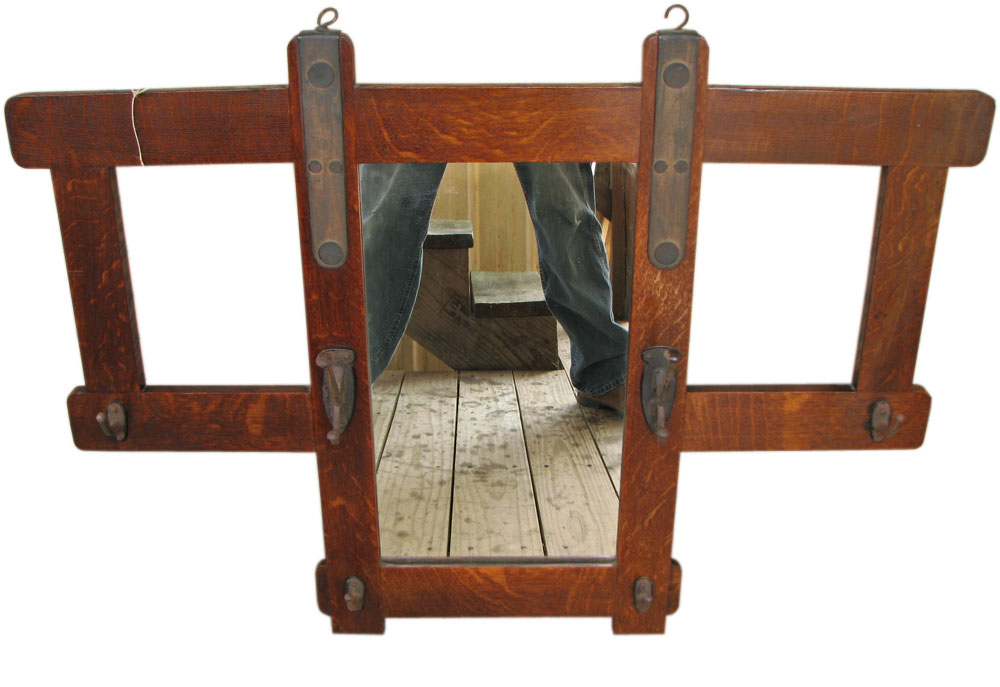 Stickley Brothers  Hanging Mirror  F9435