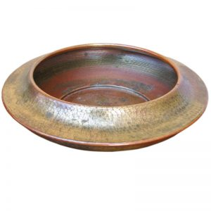 Roycroft Copper Bowl F9739