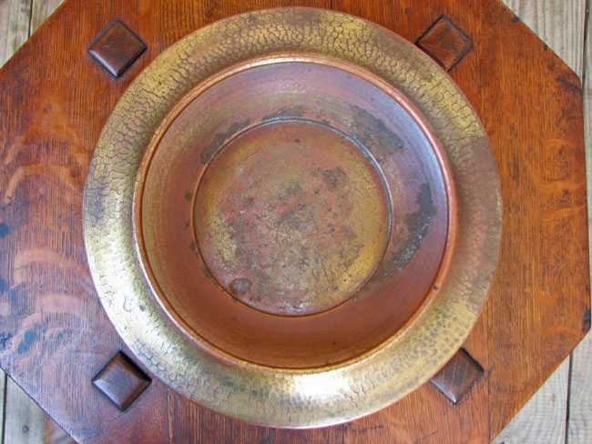 Roycroft Copper Bowl F9739