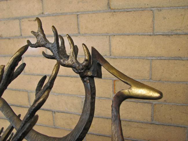 H. Hendin Sculpture F9756