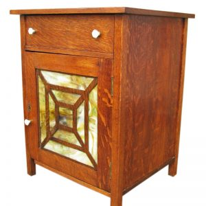 Arts & Crafts Music Cabinet F9813_2