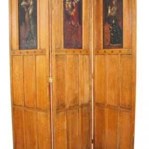 Rare Arts & Crafts Room Divider F9821