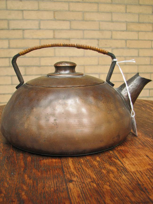 Craftsmen  Tea Pot F9827