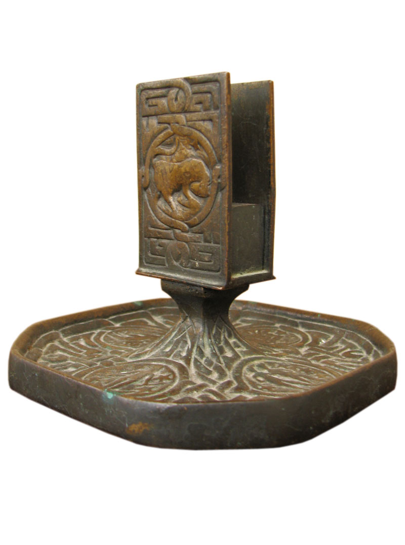 Tiffany Studios Match Stand F9834