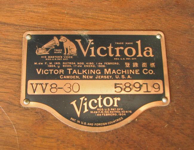 Victor  Victrola F9998