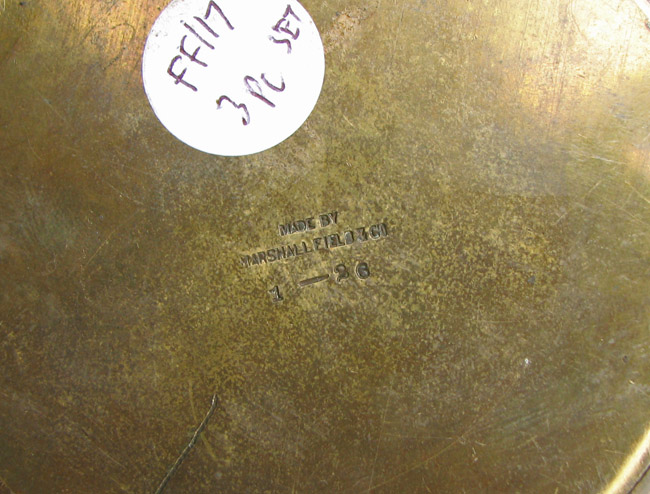 Marshall Field  Desk Items FF117