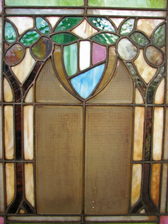 Arts & Crafts  Stained Glass FF12
