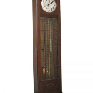 Gustav Becker  Grandfather Clock FF133_1