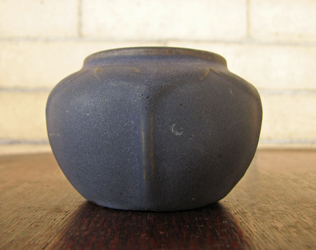 Van Briggle Squat Vase Pot199 Joenevo