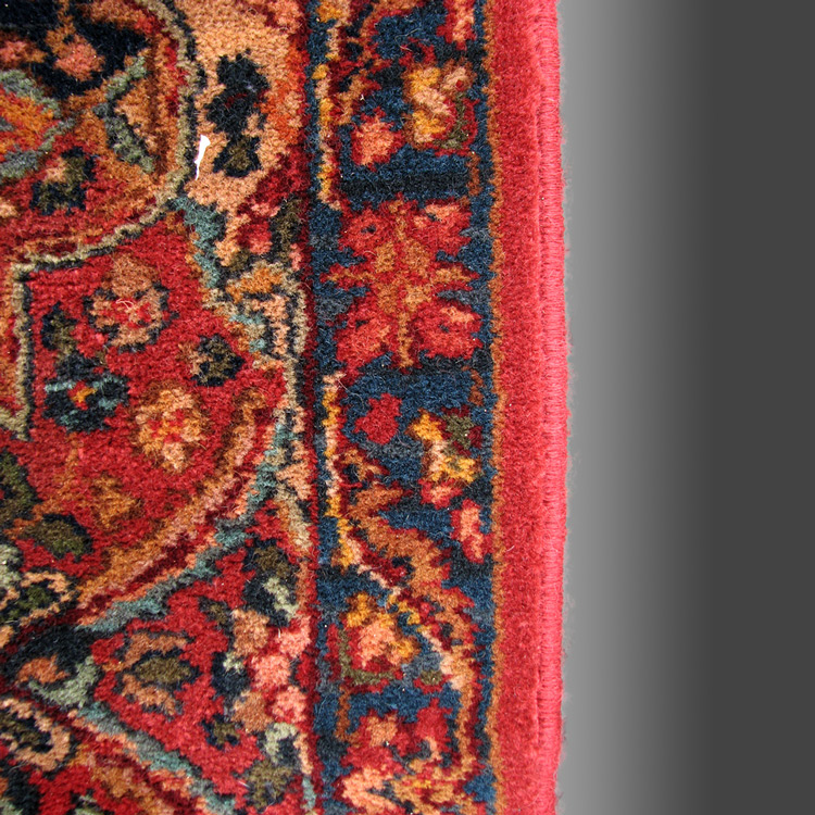Superb Vintage Karastan Rug Persian Panel Design Rr2020