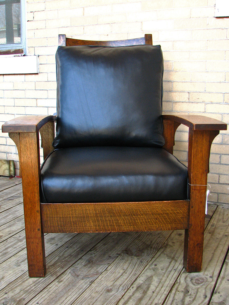 Home » Shop » Antique Furniture » Chairs » Lifetime Morris Chair W1431 - Lifetime Morris Chair W1431 - Joenevo