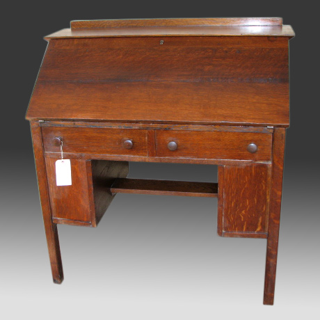 Home » Shop » Antique Furniture » Desks » Antique L&JG Stickley Mission  Arts and Crafts Drop Front Desk w2217 - Antique L&JG Stickley Mission Arts And Crafts Drop Front Desk W2217