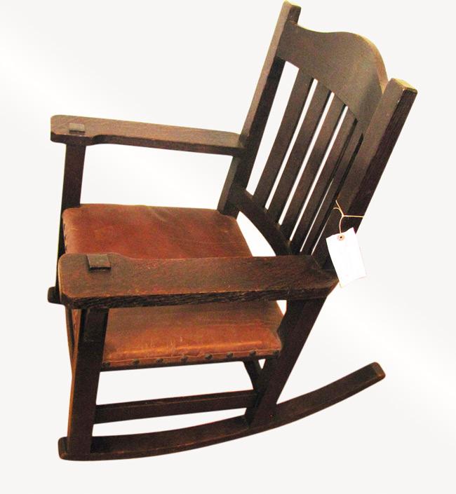 Pleasant Antique Early Ljg Stickley Onondaga Shop Arm Rocker W2617 Creativecarmelina Interior Chair Design Creativecarmelinacom