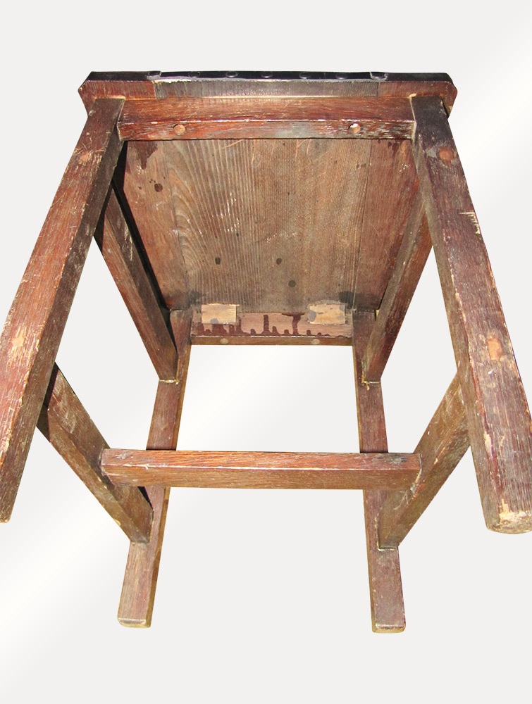 Home » Shop » Antique Furniture » Chairs » Antique Narrow Arts And Crafts  Hall Chair w2704 - Antique Narrow Arts And Crafts Hall Chair W2704 - Joenevo