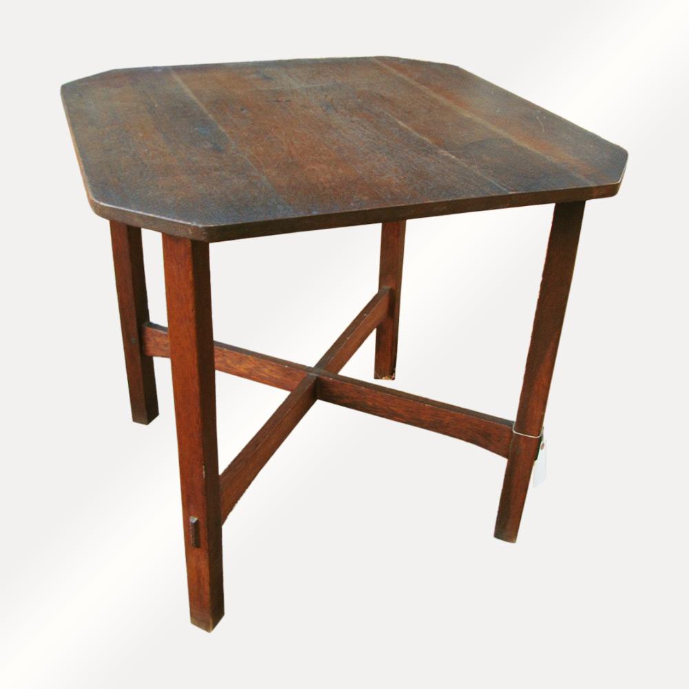 Home » Shop » Antique Furniture » Tables » Superb Antique Lu0026jg Stickley  Table W3097