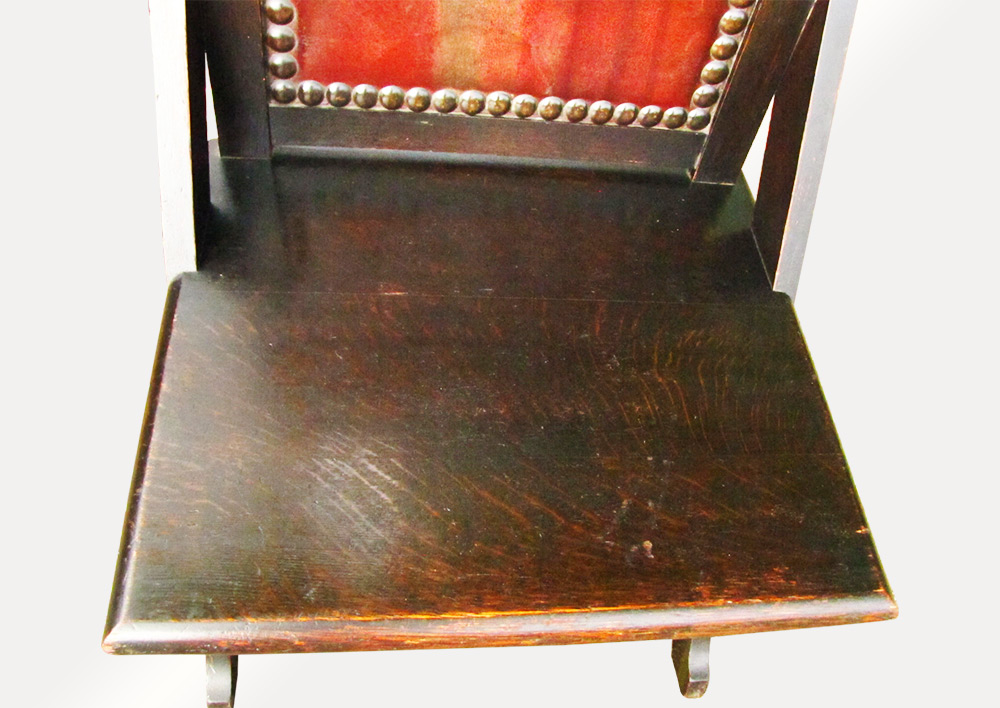Home » Shop » Antique Furniture » Chairs » Rare Antique Shop Of The Crafter  Chair W3288 - Rare Antique Shop Of The Crafter Chair W3288 - Joenevo