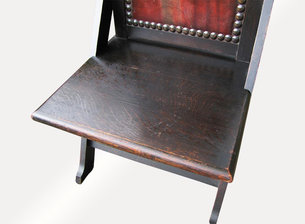 Home » Shop » Antique Furniture » Chairs » Rare Antique Shop Of The Crafter  Chair W3288 - Rare Antique Shop Of The Crafter Chair W3288 - Joenevo