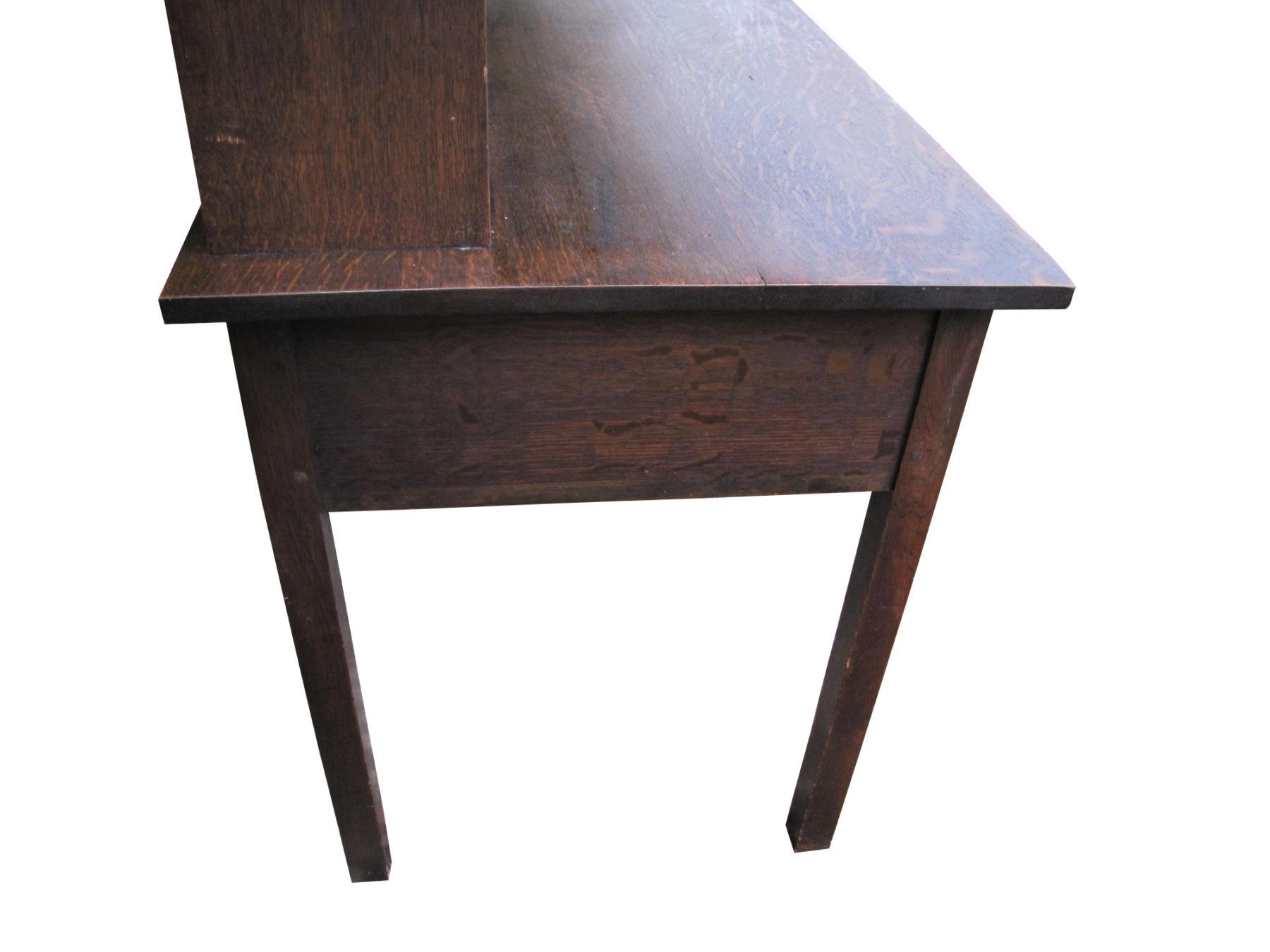 sideboards furniture craftsman interior oak voorhees of latest regarding strap gustav sideboard desk view mission stickley